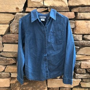 Columbia Denim Shirt